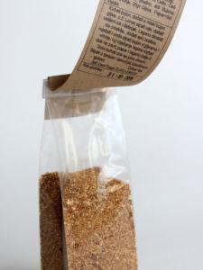 Waldpilze Beutel mit Pilz-Rezept